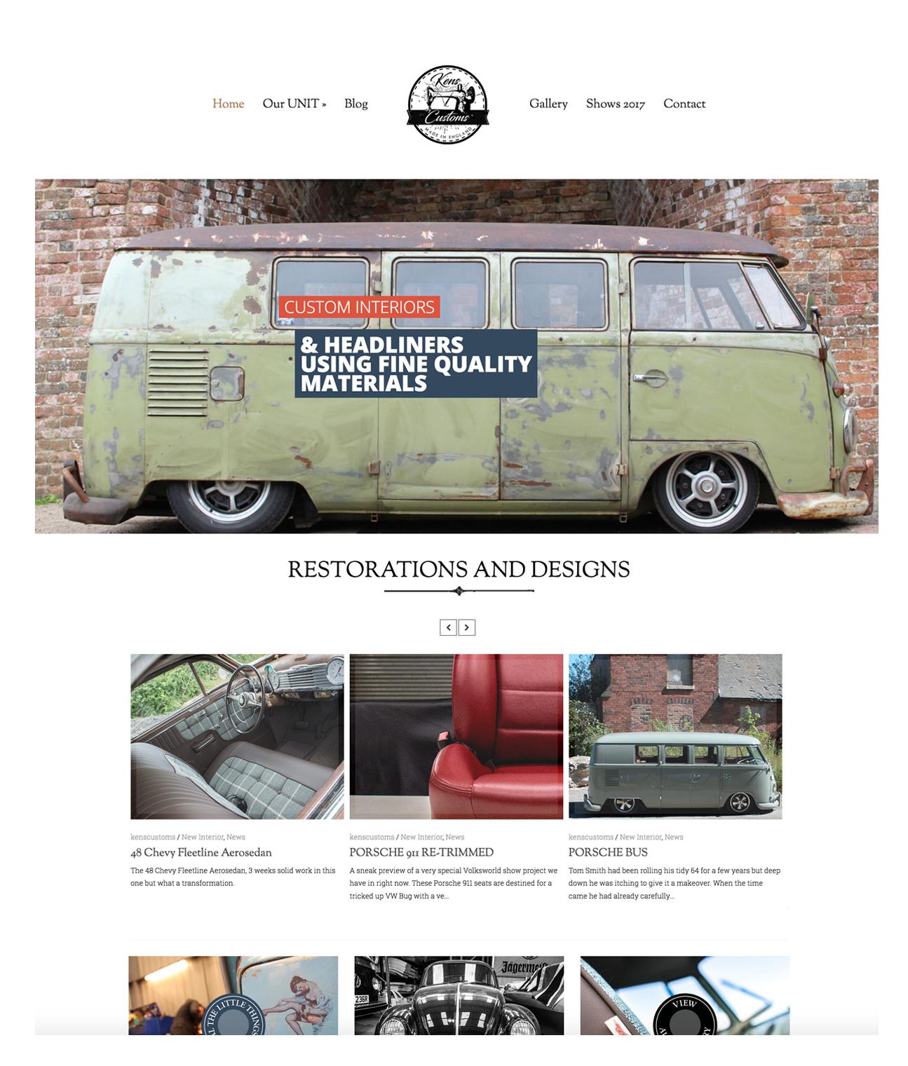 fivecreative web design photography derby